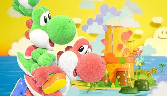 Yoshi Crafted World Review