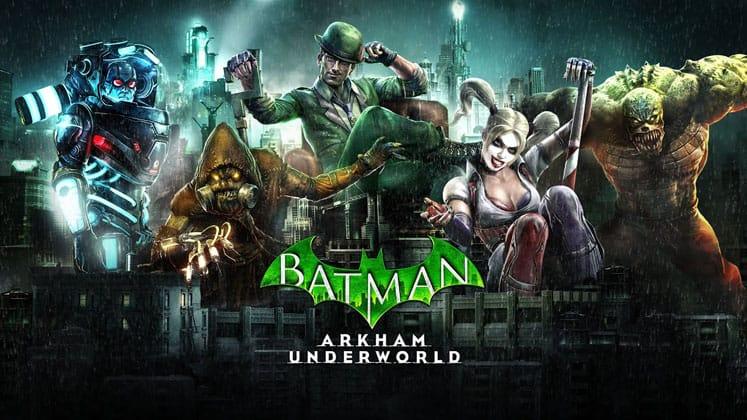 All Batman Games In Order