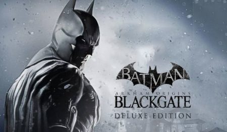 Batman Game Order