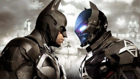Batman Game Series