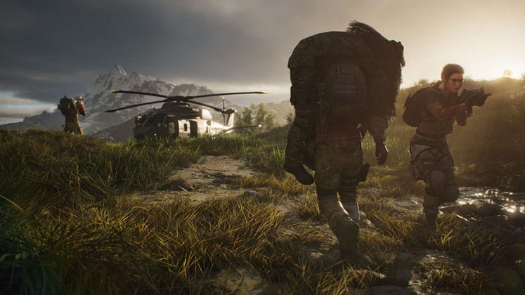 Ghost Recon Wildlands Release Date