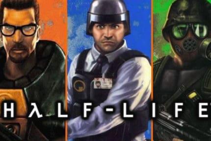 Half Life Chronology