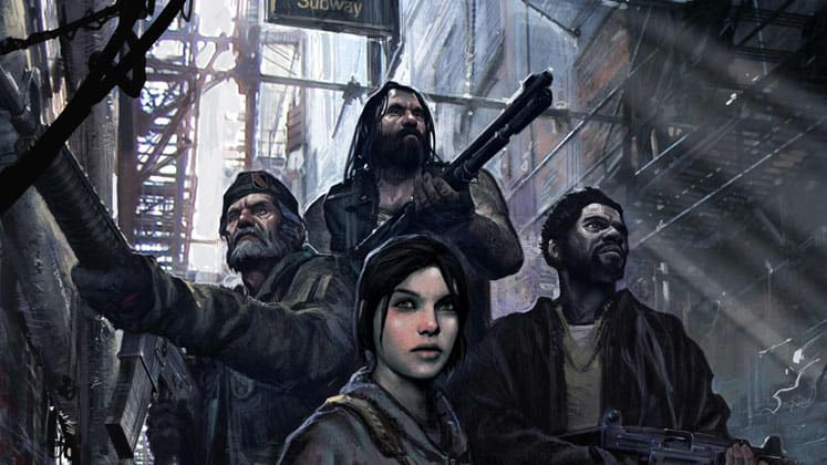 Left For Dead Ps4
