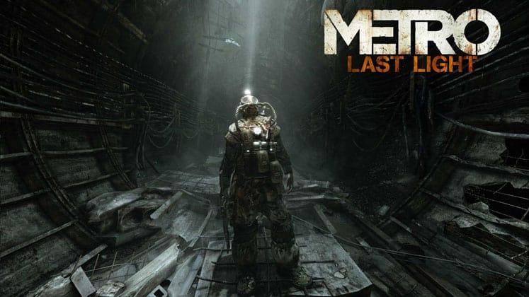 Metro Games In Order