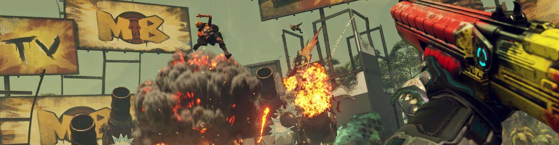 Rage 2 Review – Should You Play It?