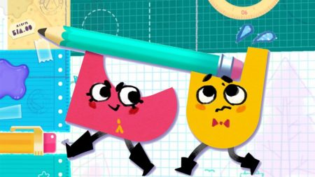 best coop games snipperclips