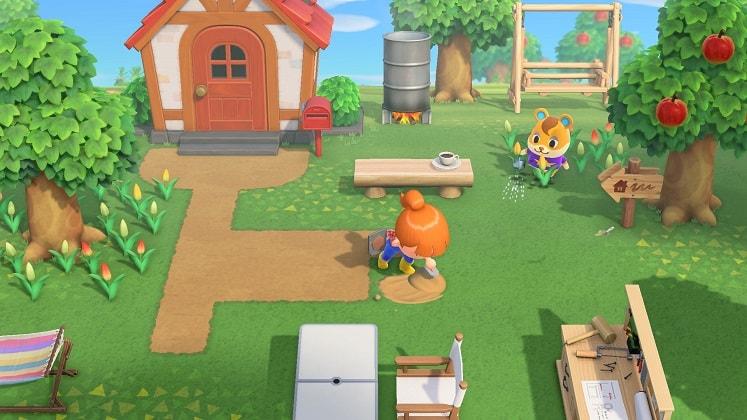 Animal Crossing Gameplay 3
