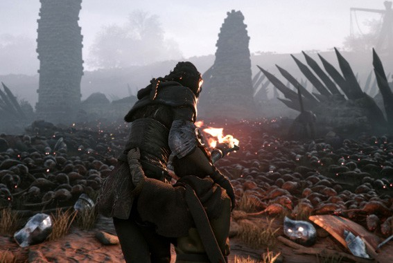 A Plague Tale Innocence Steam 2019