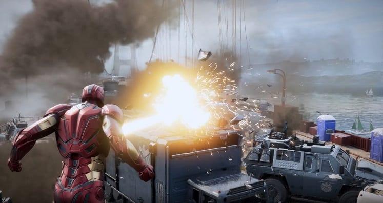 Avengers Gameplay 2