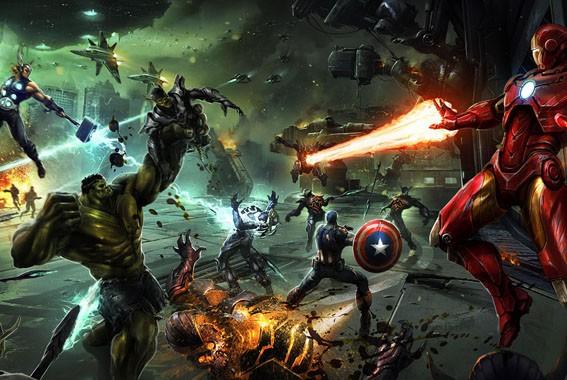 Avengers Project Updates