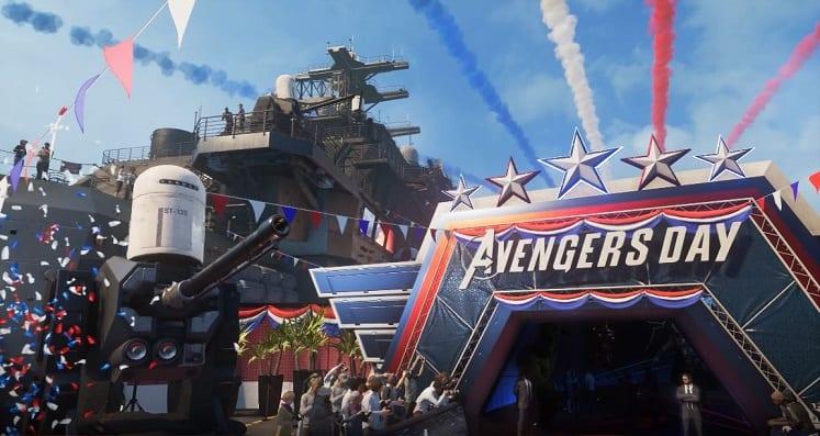 Avengers Story 1