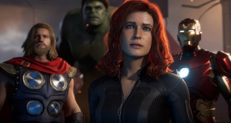 Avengers Story 3