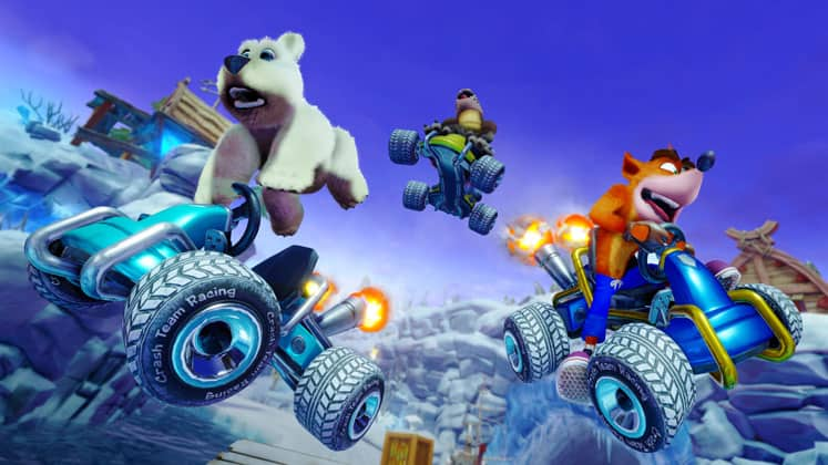 Crash Team Racing Nitro Fueled Metacritic