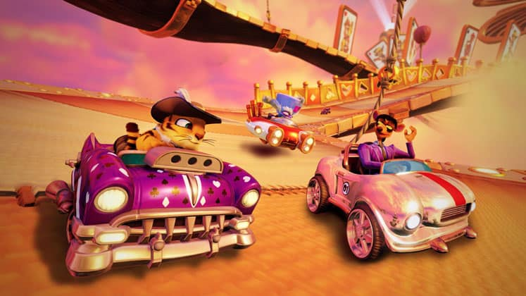 Crash Team Racing Nitro Fueled Pc