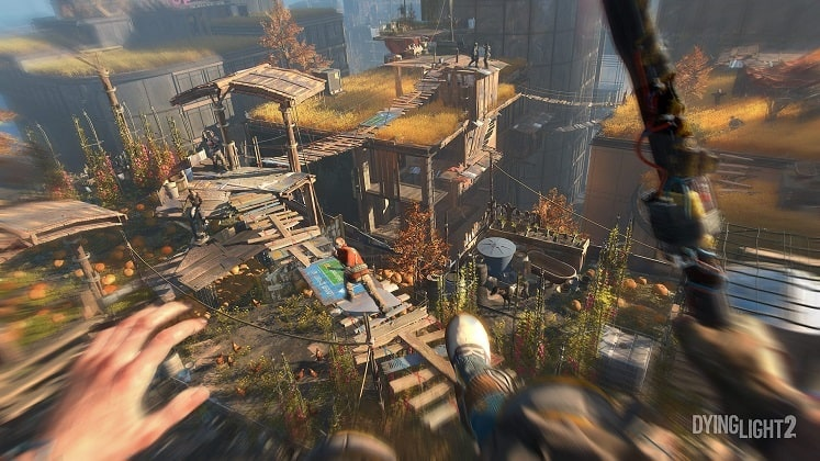 Dying Light Gameplay 1
