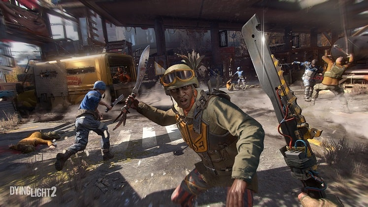 Dying Light Gameplay 2