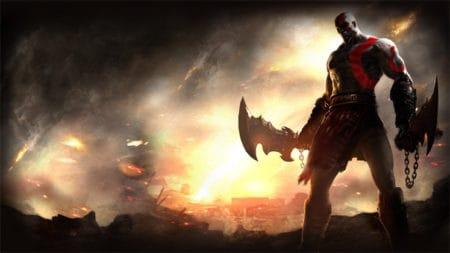 God Of War Story
