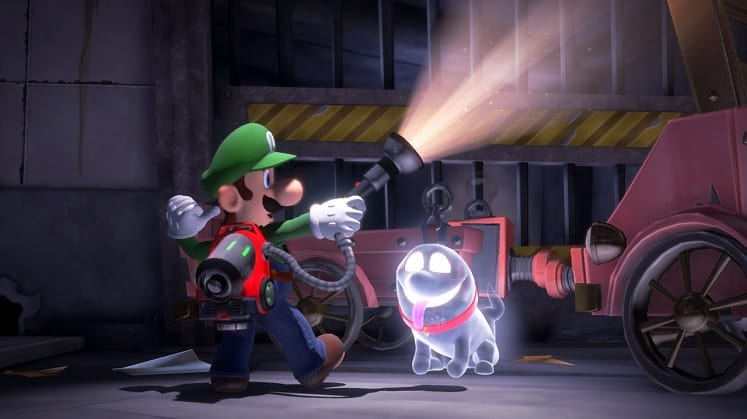 Luigis Mansion 3 Best Upcoming Games 2019
