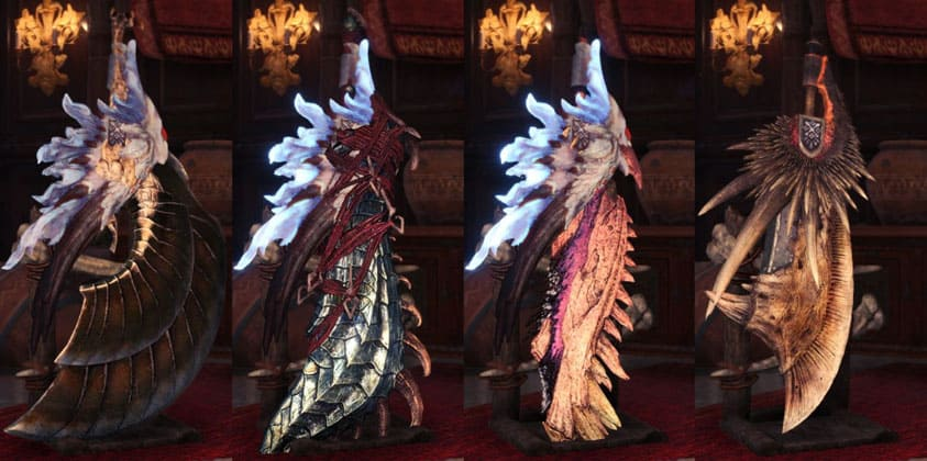 Monster Hunter World Mods