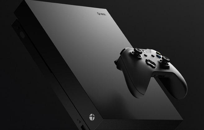 New Xbox Scorpio
