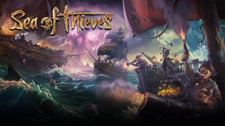best coop games sea of thieves