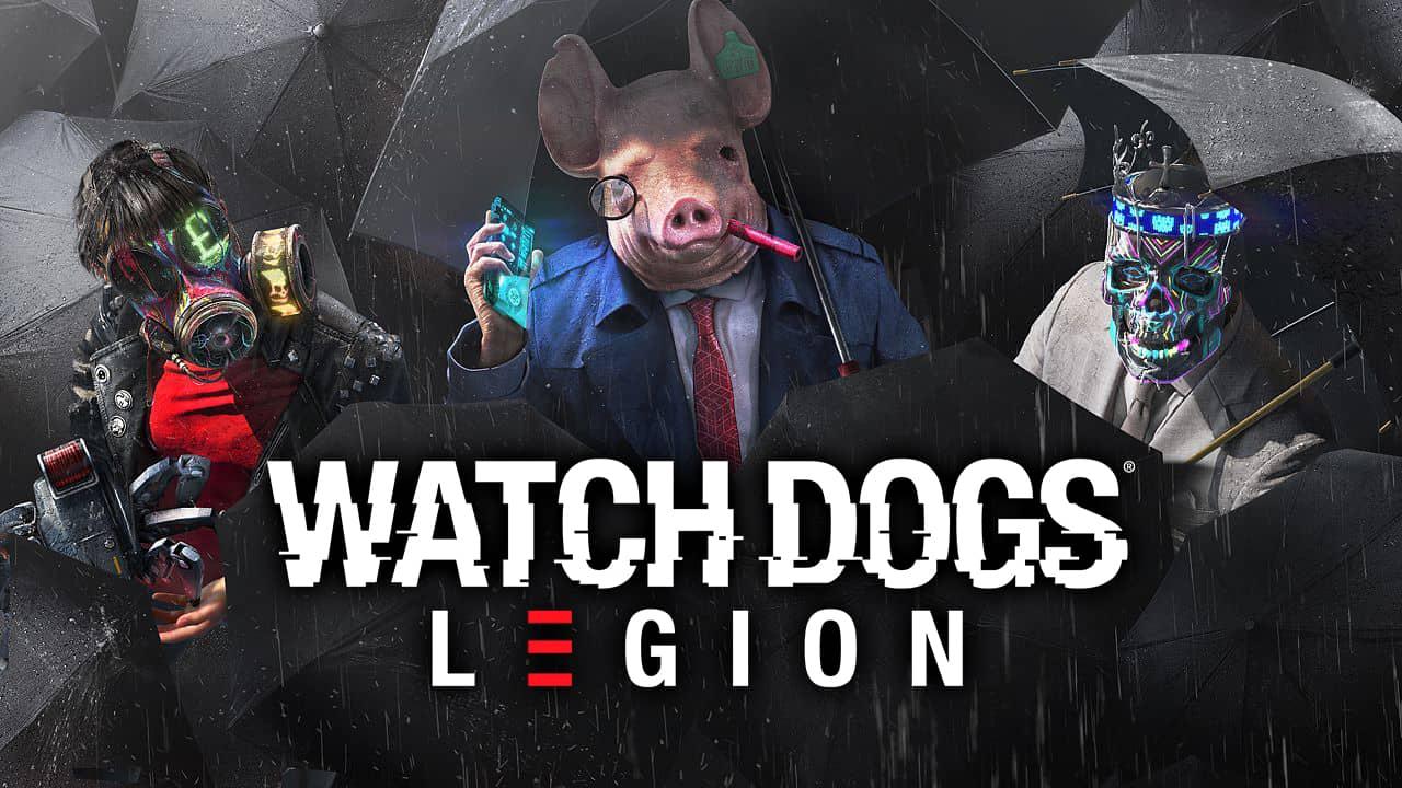 Watchdogs legion