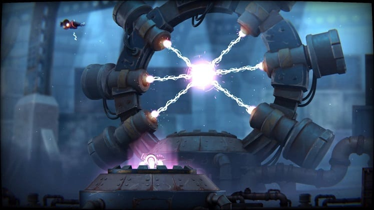best ps now games - rive