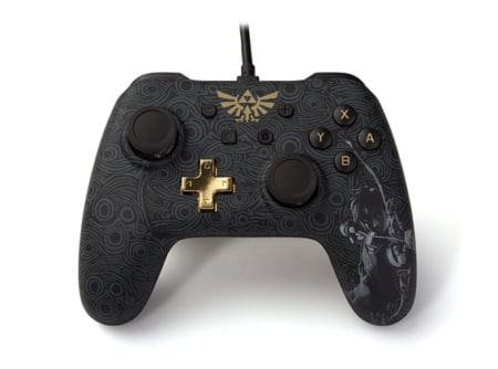 3rd Party Switch Controllers