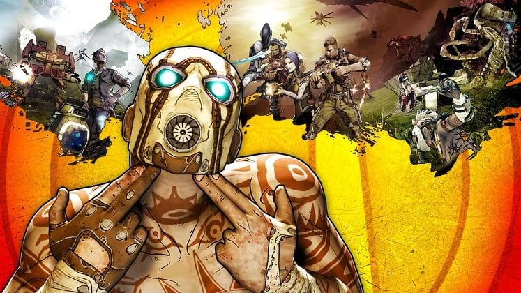 best ps now games - borderlands 2