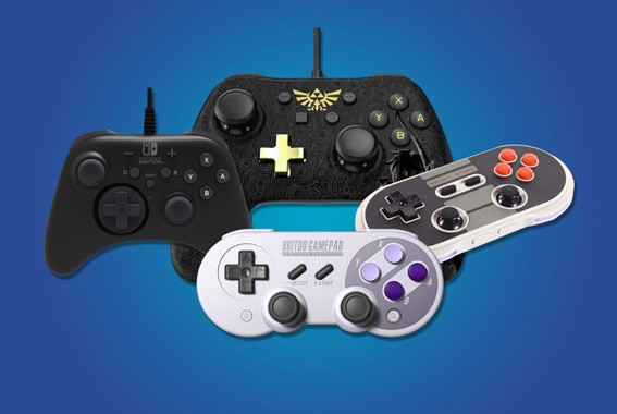 Cheap Switch Controllers