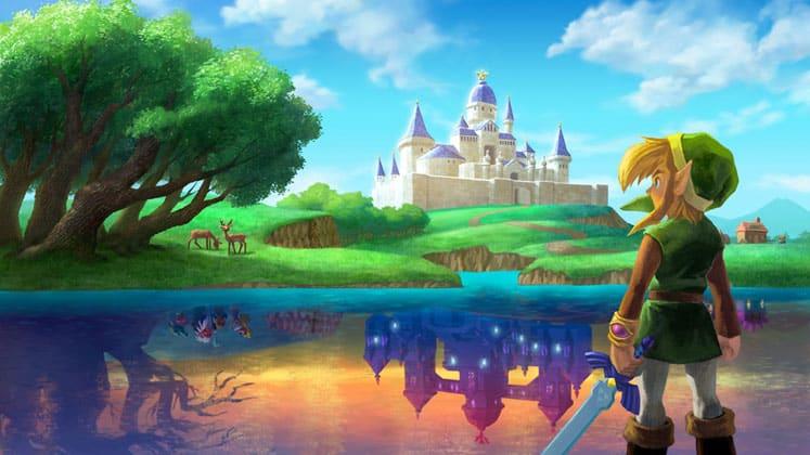 Legend Of Zelda Game List