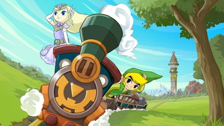 Legend Of Zelda Games List