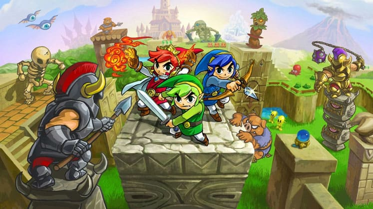 The Legend of Zelda Games in Order [The Complete List