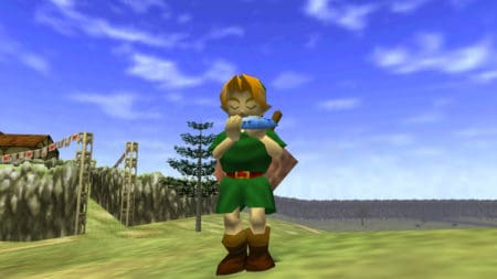 List Of Legend Of Zelda Games