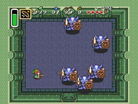 List Of Zelda Games