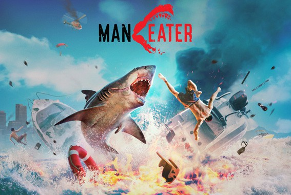 Maneater Trailer
