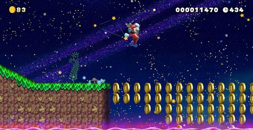 Mario Levels
