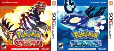 Pokémon (video Game Series)