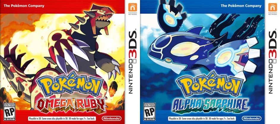 Pokémon (video Game Series)