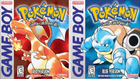 Pokemon Games In Order