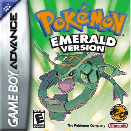 Pokemon Games List