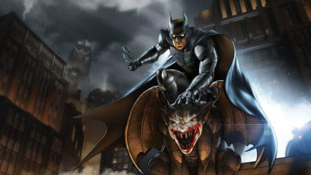 Super Hero Video Game