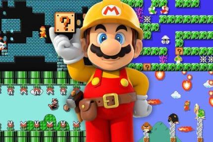 Super Mario 2 Players