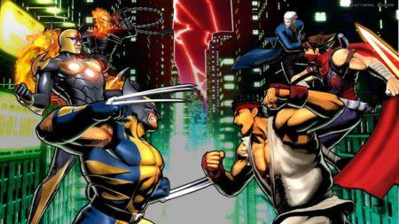 Superhero Video Game