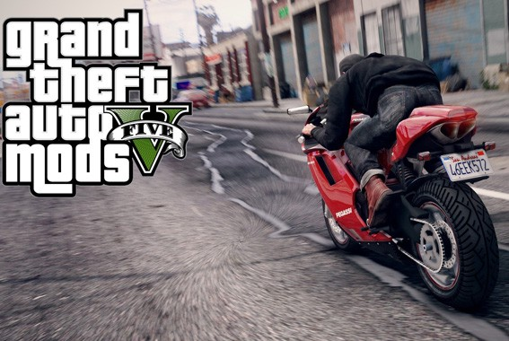 Top Gta V Mods