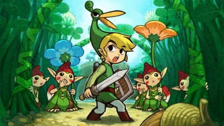 Zelda Game List