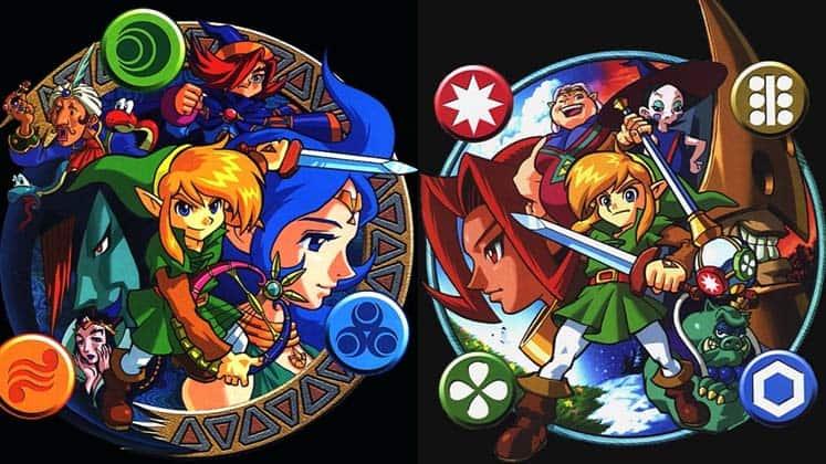 Zelda Games List