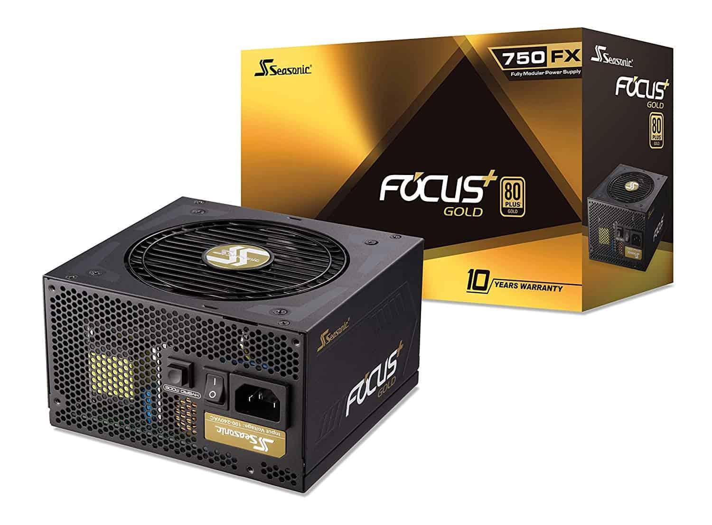 Seasonic Focus 750 Gold