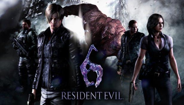 All Resident Evil Games