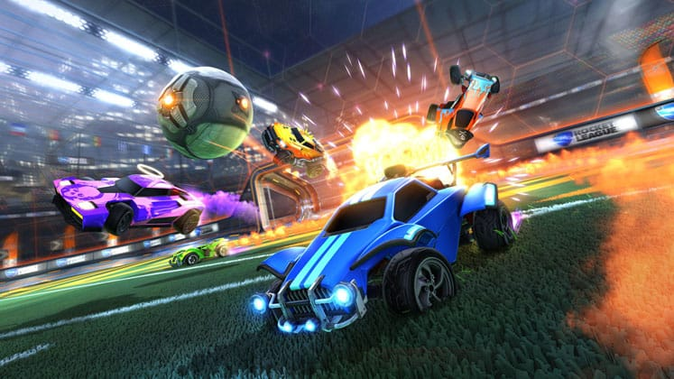 Best Competitive Pc Games